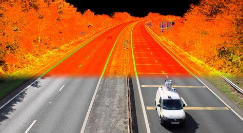 Mobile Mapping Company Dubai